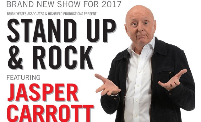 Jasper Carrott's Stand Up And Rock