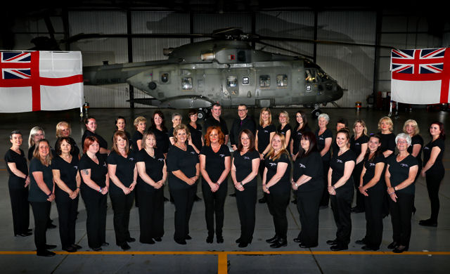 Yeovilton Military Wives Choir In Concert 2018