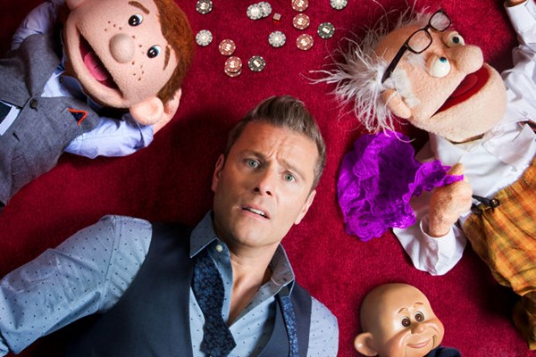 Paul Zerdin Returns To The Octagon