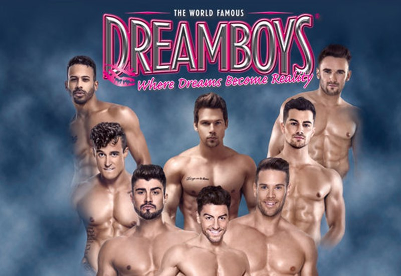 The Dreamboys UK Tour 2017