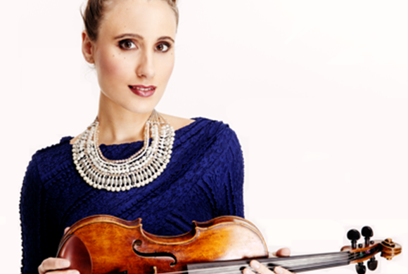 Classical Star Jennifer Pike Comes To Yeovil