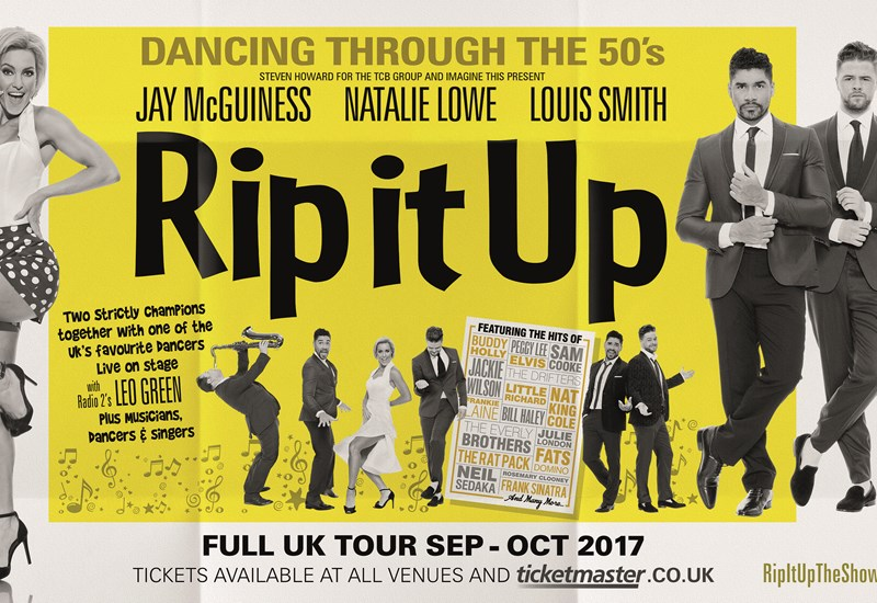 Rip It Up: Dancing through the 50's