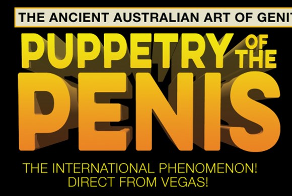 Puppetry of the Penis: The Vegas Show