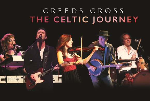 Creeds Cross: The Celtic Journey