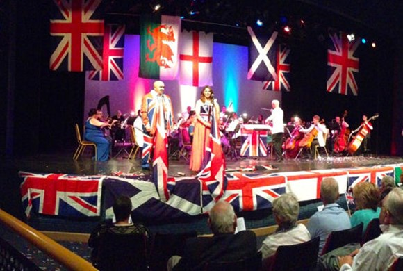 A Last Night of the Proms Concert 2017