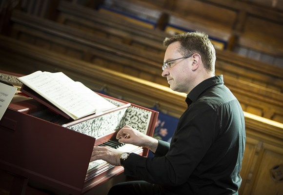 Monteverdi Vespers: Q&A with Christopher Monks