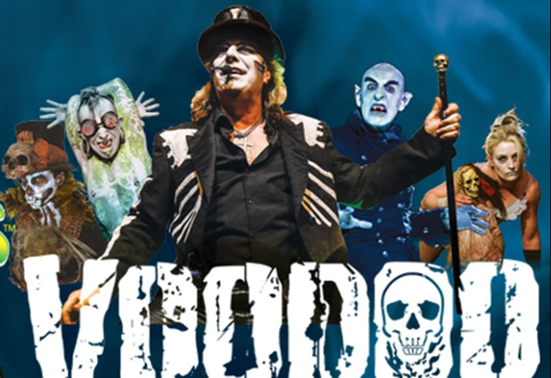 The Circus Of Horrors: Voodoo Vaudevil