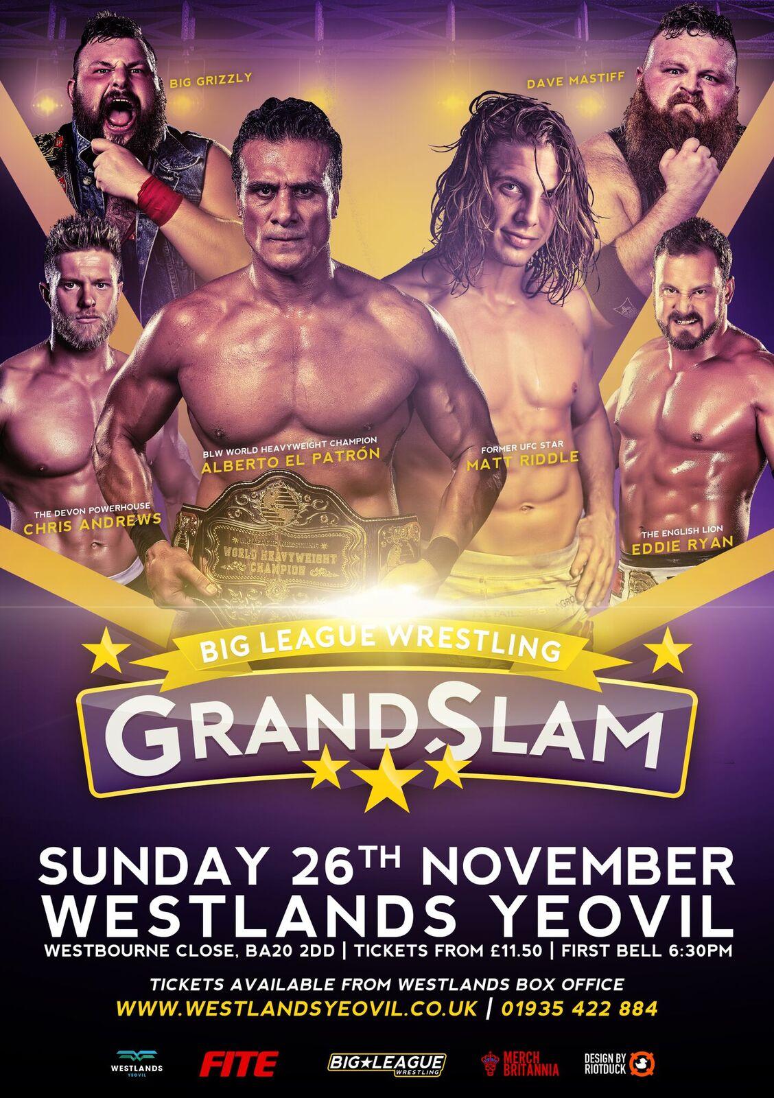 Westlands Takes Yeovils Wrestling History Full Circle
