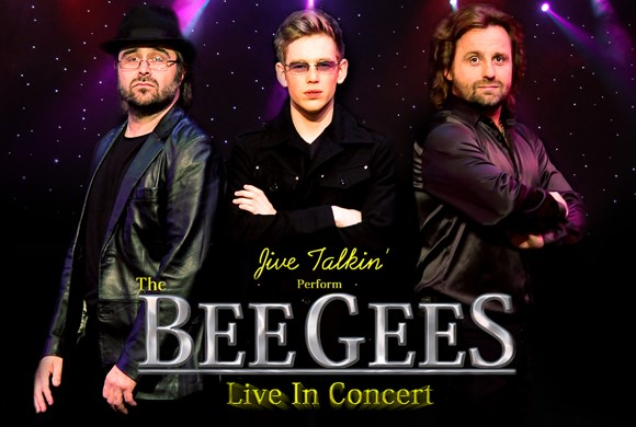 Jive Talkin' Perform BeeGees Live in Concert