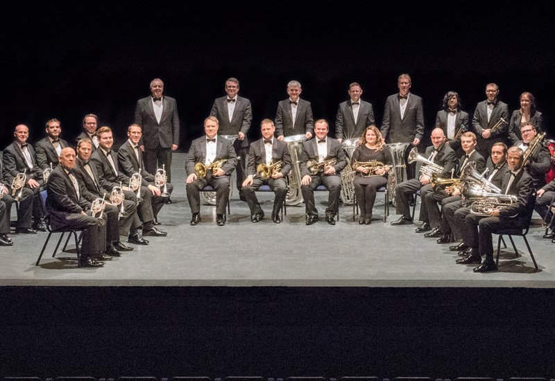 The Grimethorpe Colliery Band