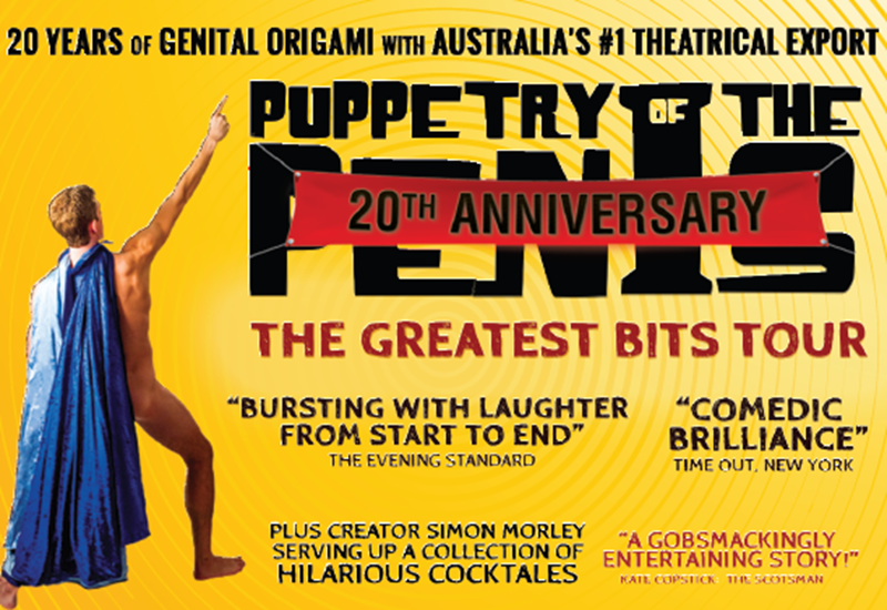 Puppetry Of The Penis - 20th Anniversary