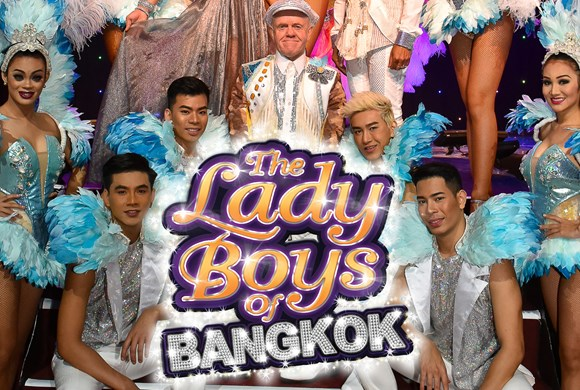 The Ladyboys of Bangkok: The Greatest Showgirls Tour