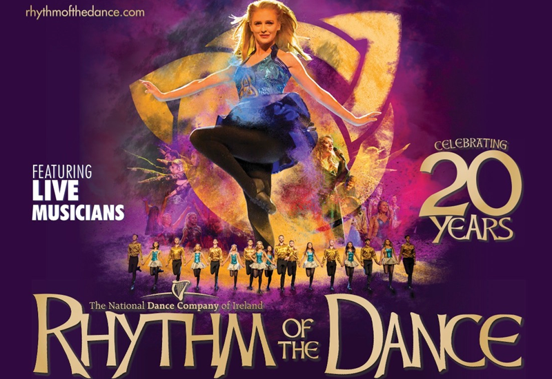 Rhythm Of The Dance 2019