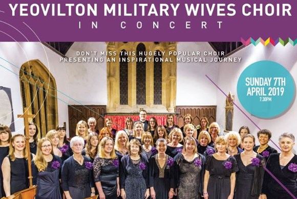The Yeovilton Military Wives Choir 2019