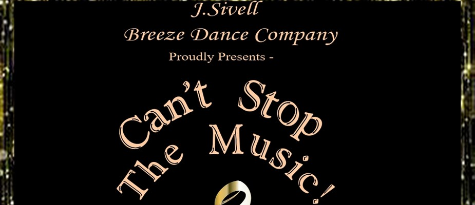 Can't Stop The Music: Breeze Dance Company