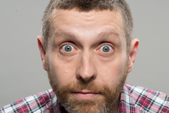 Dave Gorman: With Great PowerPoint Comes Great ResponsibilityPoint