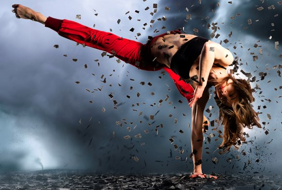 James Wilton Dance Company: The Storm