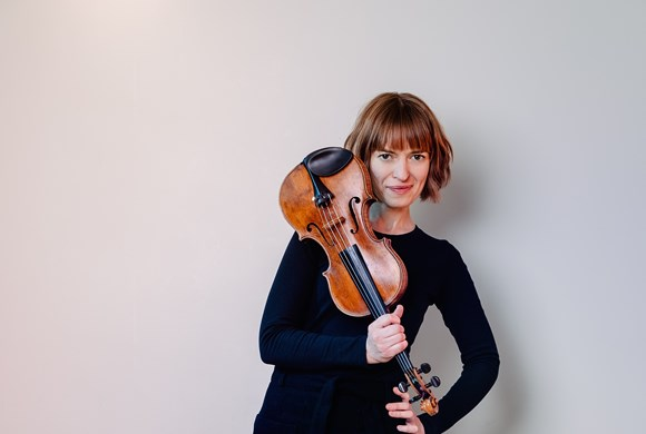 CCS: Sinfonia Classica with Fenella Humphreys
