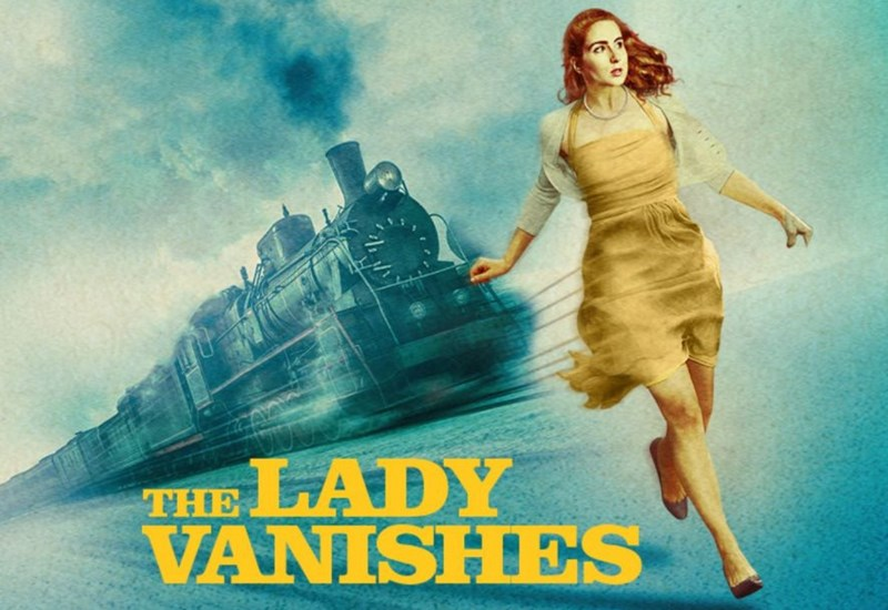 The Lady Vanishes: The Classic Thriller Theatre Company