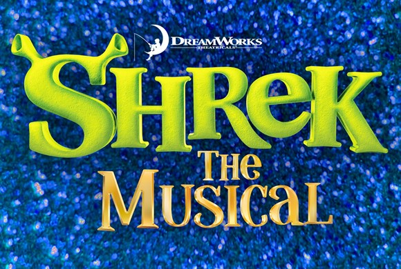 Shrek The Musical Logo photo