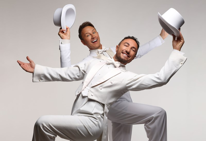 Ian Waite & Vincent Simone: Act 2 - The Ballroom Boys