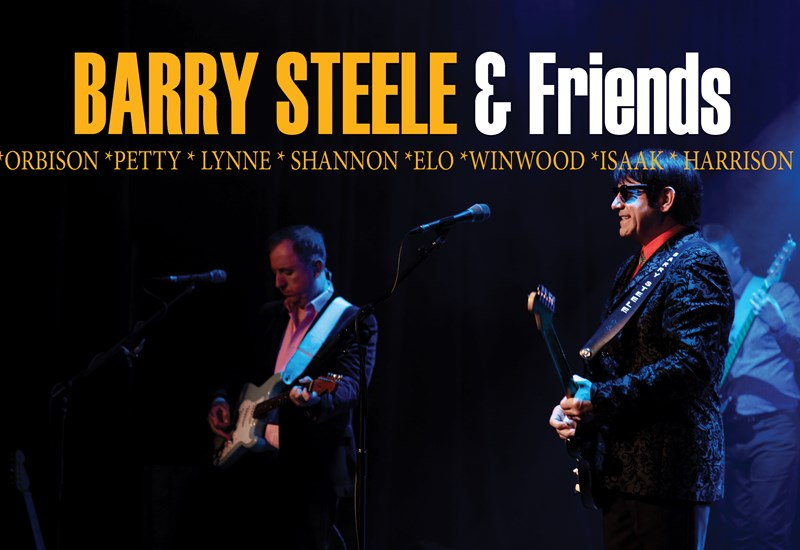 Barry Steele & Friends: The Roy Orbison Story West End Special