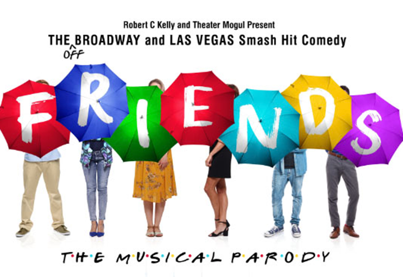 Friends The Muscial Poster