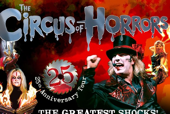 Circus of Horrors: 2020