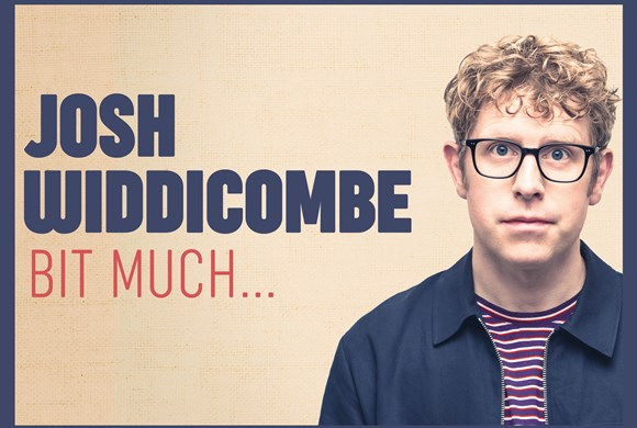 Josh Widdicombe Poster photo