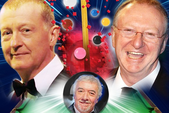 An Evening with Snooker Greats Starring Steve Davis & Dennis Taylor