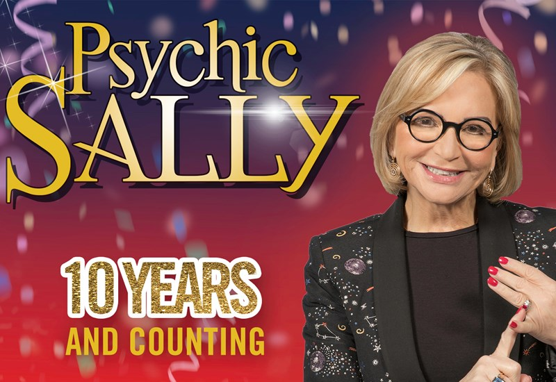 Psychic Sally: 10 Years and Counting