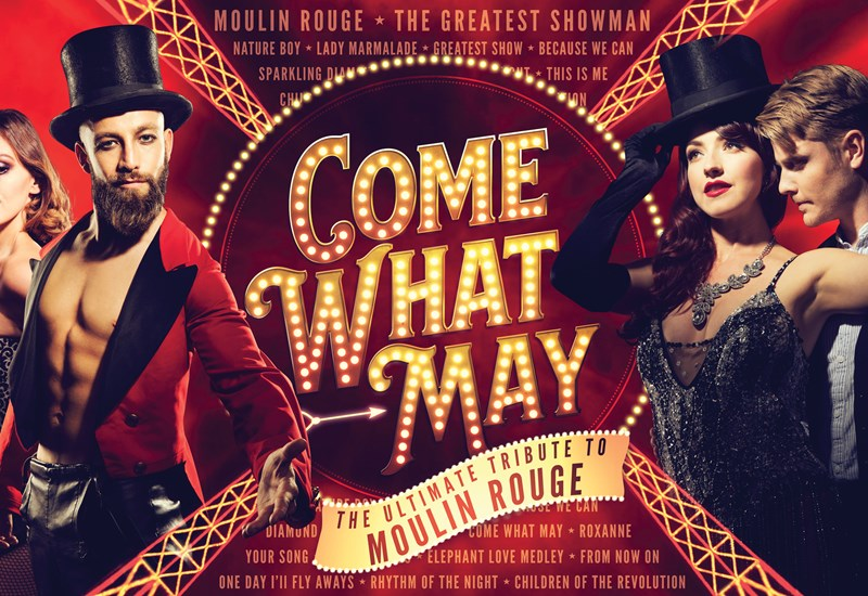 Come What May Tribute Poster