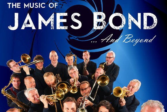 BBC Big Band - Music of James Bond & Beyond