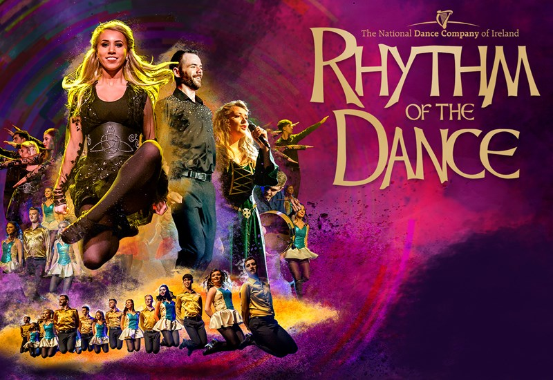 Rhythm of the dance - Title image
