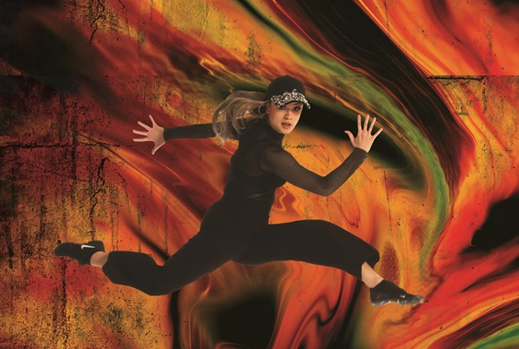 The Jazz Dance Company: Out Of This World