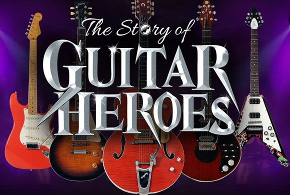 The Story of Guitar Heroes photo