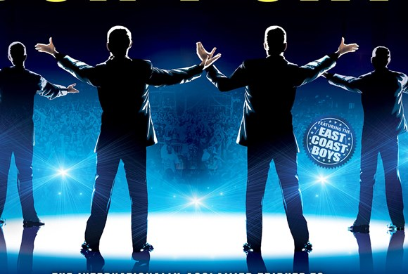 Frankie Valli Tribute - Big Girls Don't Cry Poster