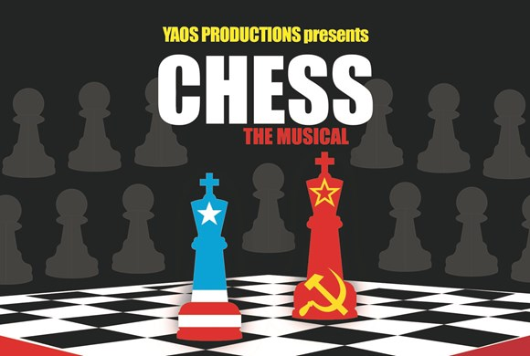 The poster for chess