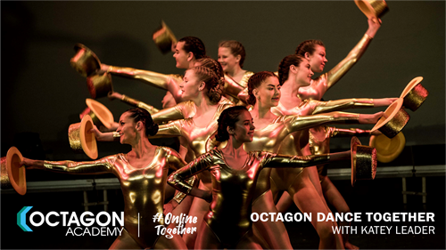 Octagon Dance Together - Inclusive dance class