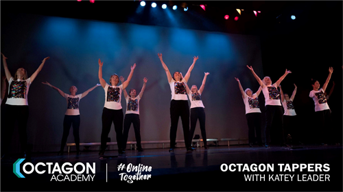 Octagon Tappers - Tap Dance Class