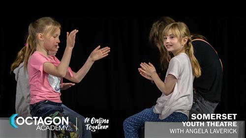 Somerset youth theatre - Children's drama class