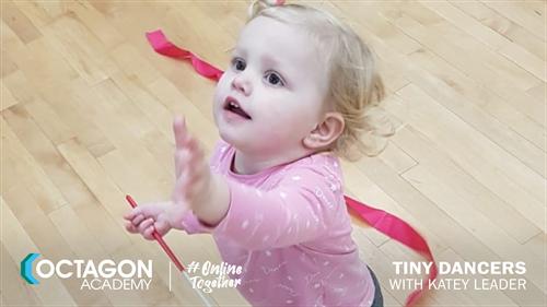 Tiny Dancers - Toddler Dance Class