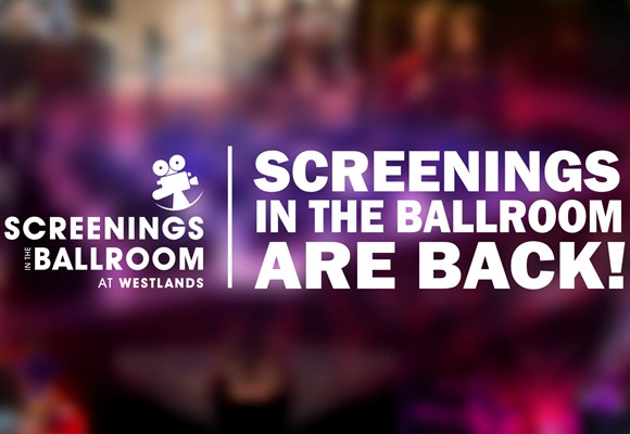 Screenings In The Ballroom Are Back!