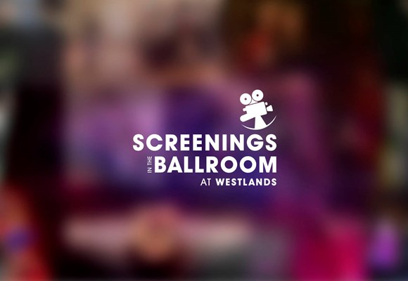 Screenings in the ballroom - logo