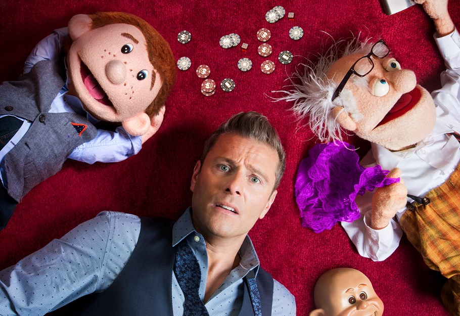 Live Entertainment is back at Westlands with PAUL ZERDIN!