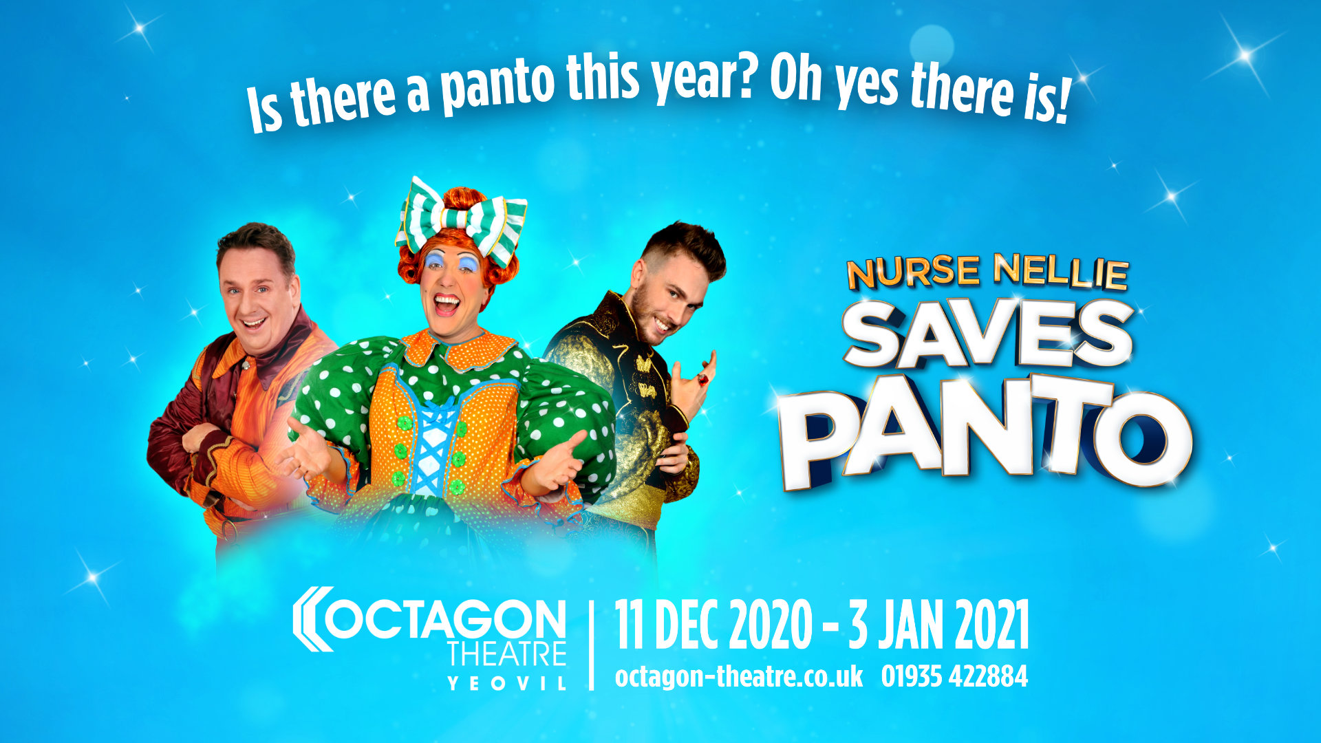 Is there a panto this year? Oh Yes There is!