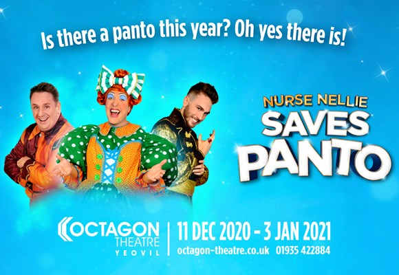 Great News: Panto is happening this Christmas!