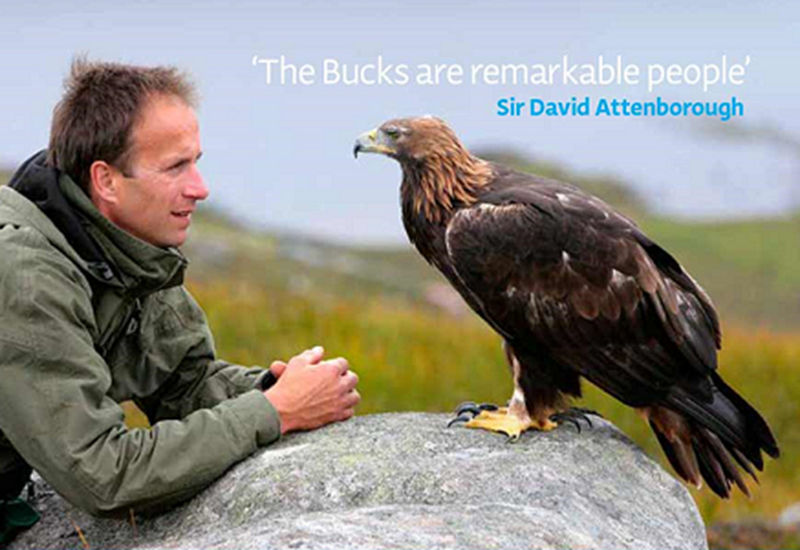 Live Stream - Lloyd and Rose Buck: Our Life with Birds