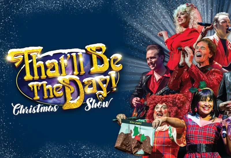 Live Stream: That'll Be The Day Christmas Show