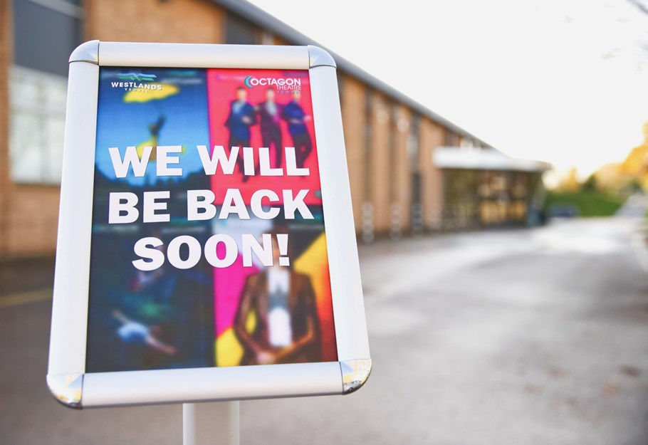 We will be back soon - Image of westlands